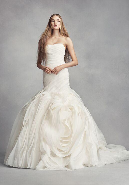 White By Vera Style Vw351395 Mermaid Wedding Dress