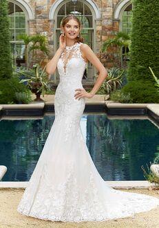 Morilee by Madeline Gardner/Blu Peony Mermaid Wedding Dress