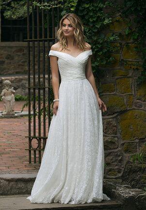 49925e4906 Sincerity Bridal 44049 A-Line Wedding Dress