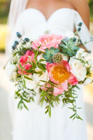 Lush, Organic Bouquet