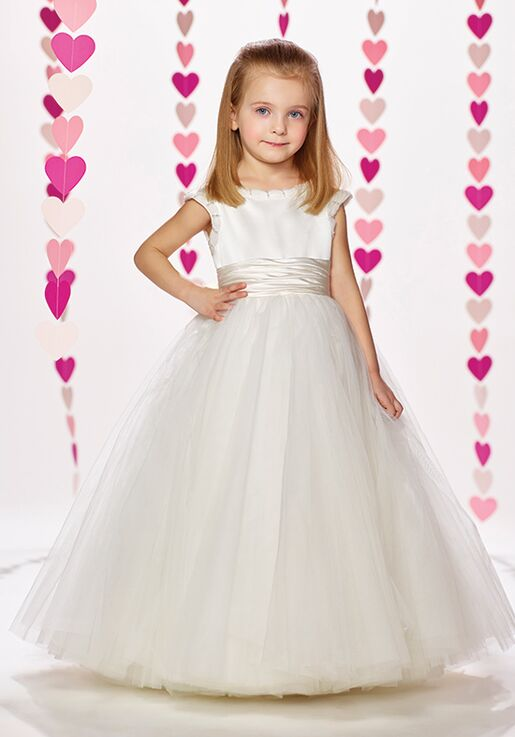 0bd0484324 Joan Calabrese by Mon Cheri 217378 Flower Girl Dress - The Knot