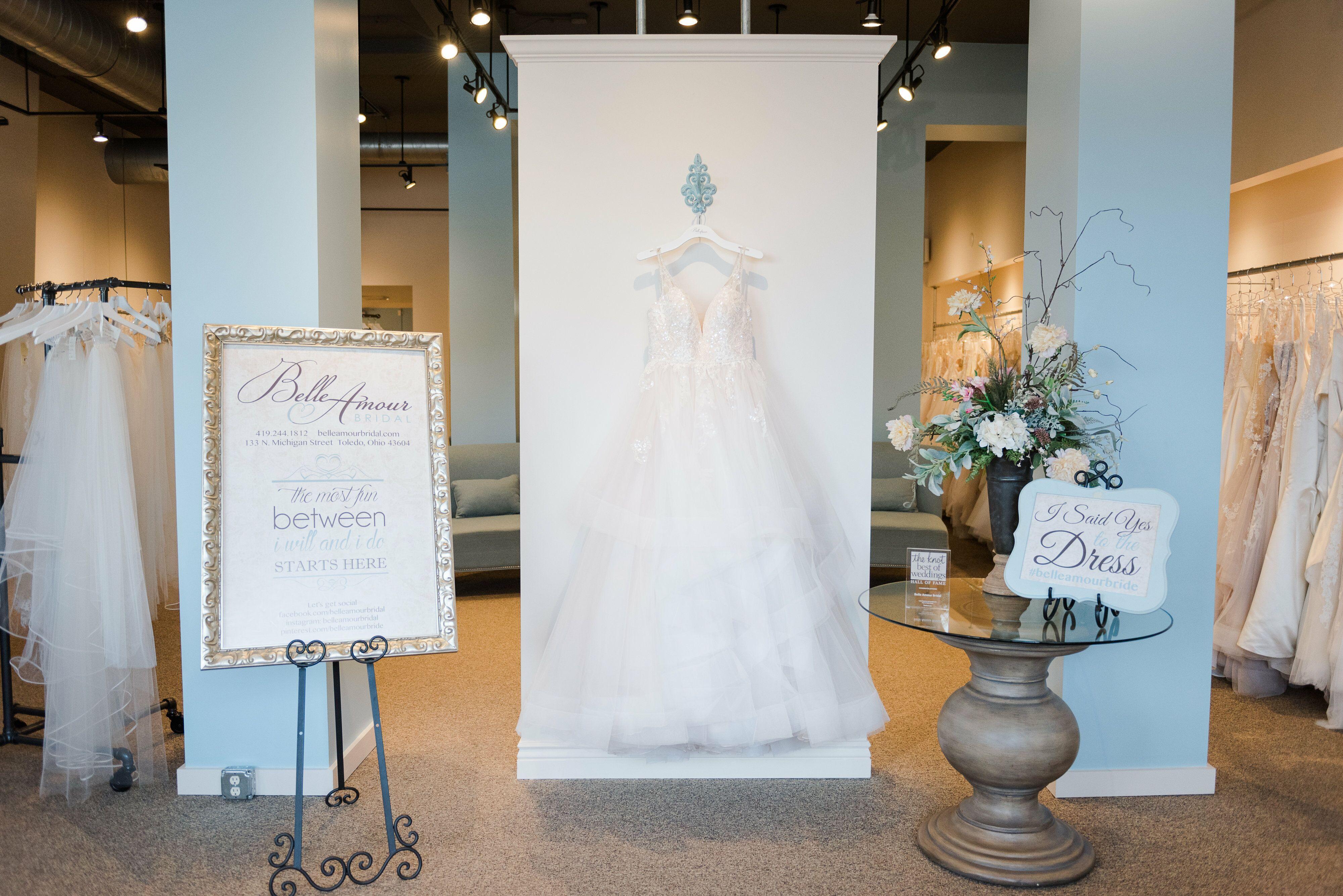 Belle Amour Bridal Bridal Salons Toledo Oh