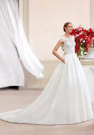 Aire Barcelona ISAMA Ball Gown Wedding Dress