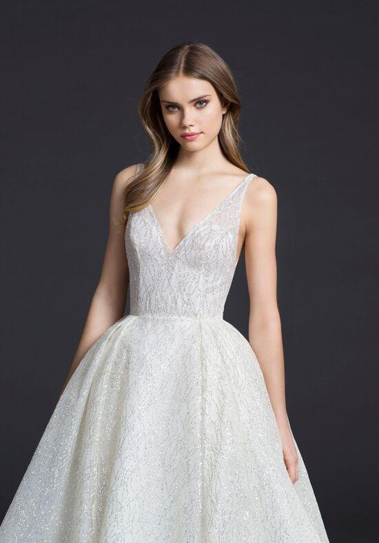 Lazaro 3662 Wedding Dress - The Knot