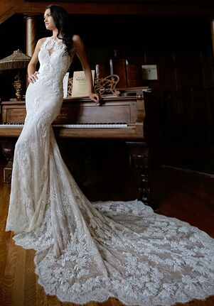 Blue by Enzoani Miller Mermaid Wedding Dress