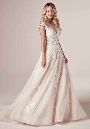 Rebecca Ingram WANDA 20RS208 A-Line Wedding Dress