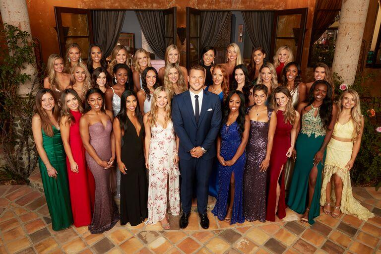 Bachelor colton underwood contestants