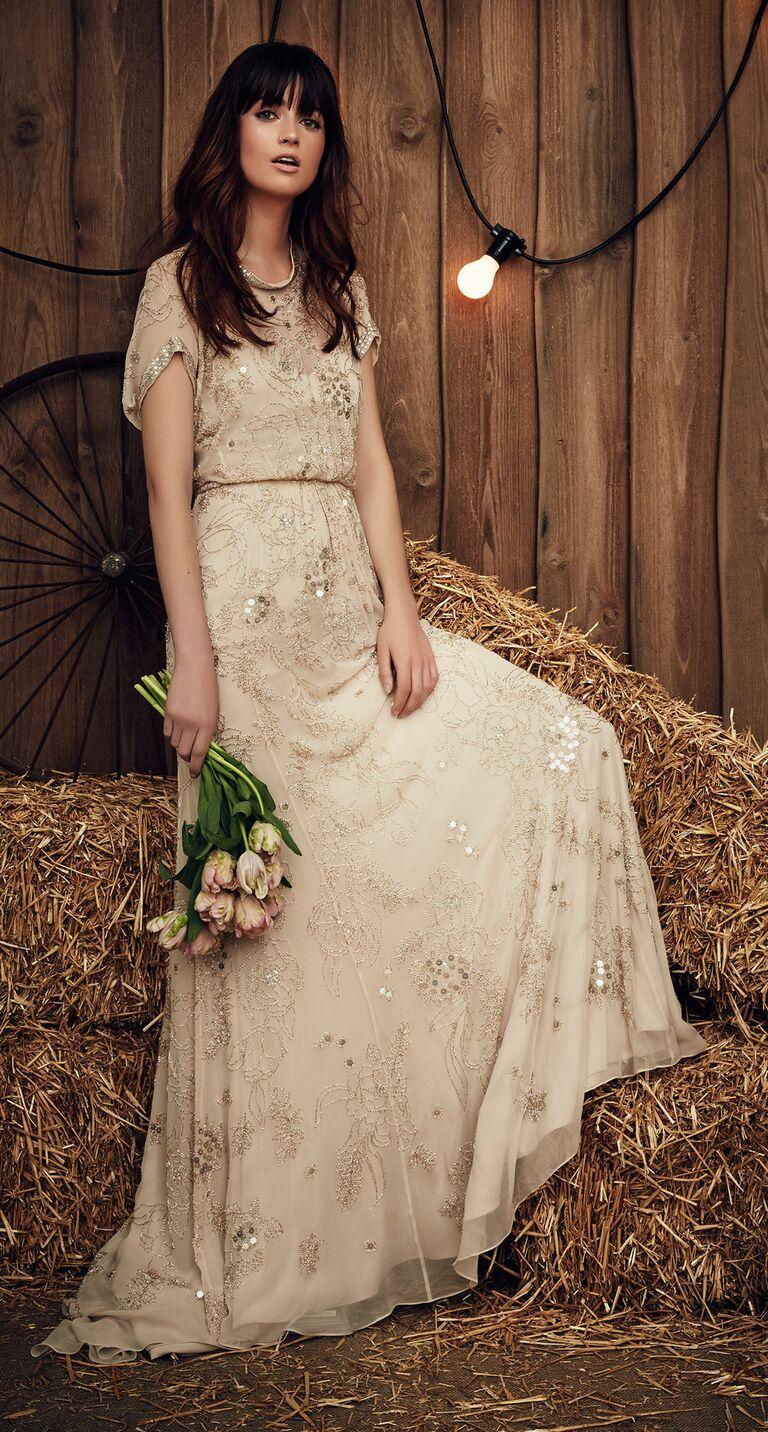 jenny packham spring 2017 collection bridal fashion week photos