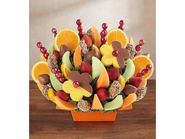 Berries fruit fourth anniversary gift