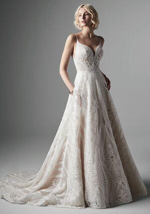 Sottero and Midgley ROXANNE A-Line Wedding Dress