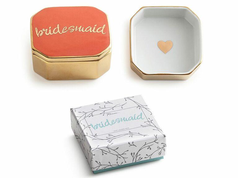 A Cute Jewelry Box