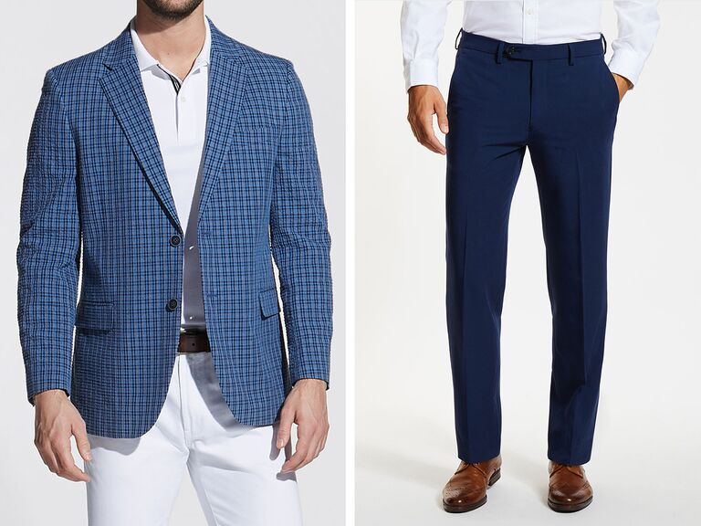 menswear separates from Nautica Tailored Shop