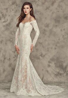 Calla Blanche 16246 Alicia Sheath Wedding Dress