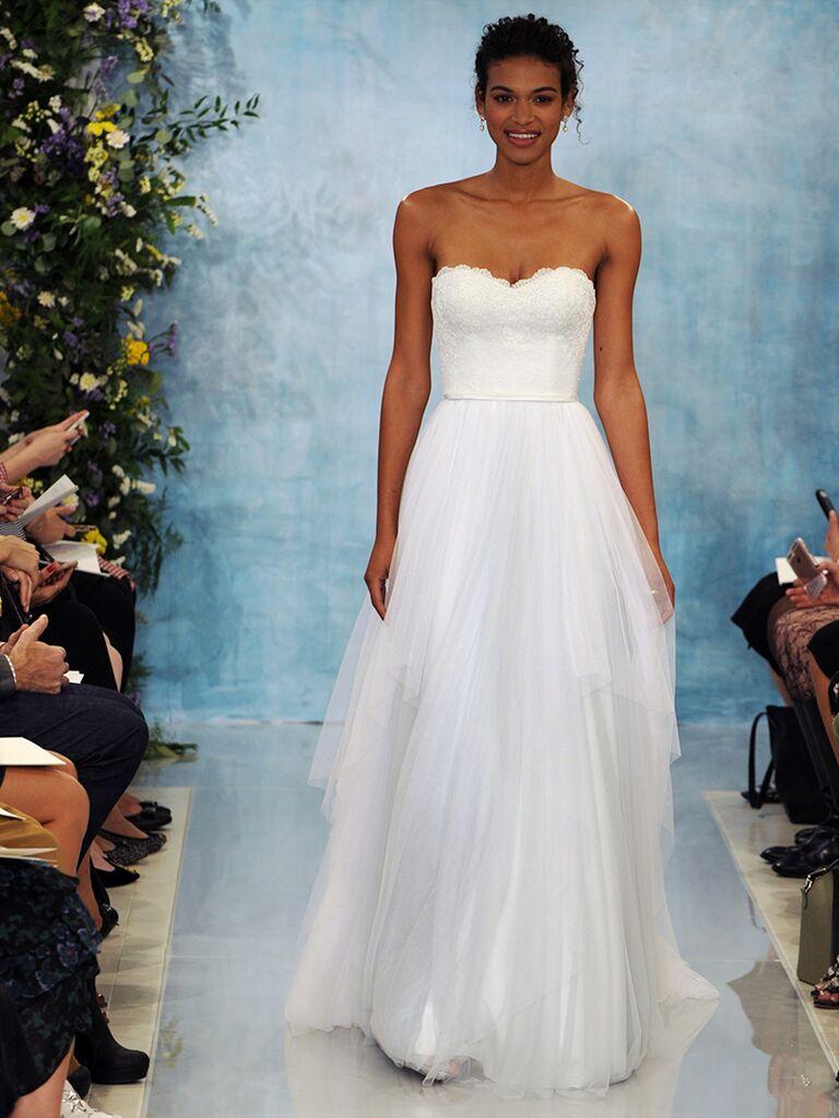 Theia Fall 2018 Collection: Bridal Fashion Week Photos