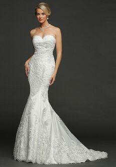 Avery Austin Charlotte Mermaid Wedding Dress