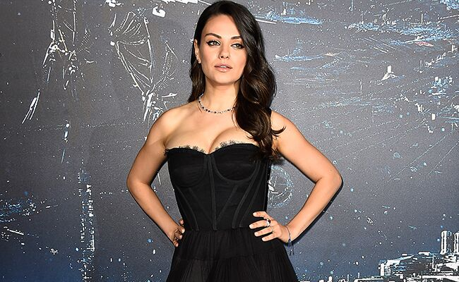 Mila Kunis at the Jupiter Ascending premiere