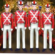 San Diego, CA Christmas Carolers | Singing Toy Soldiers