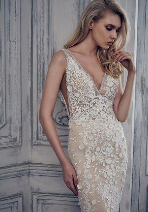 Calla Blanche 17103(AS) Reina Mermaid Wedding Dress