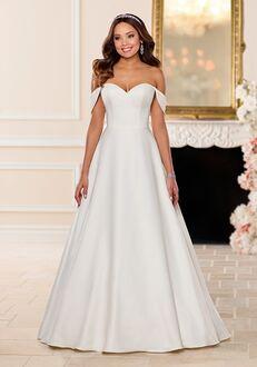 Stella York 6718 A-Line Wedding Dress