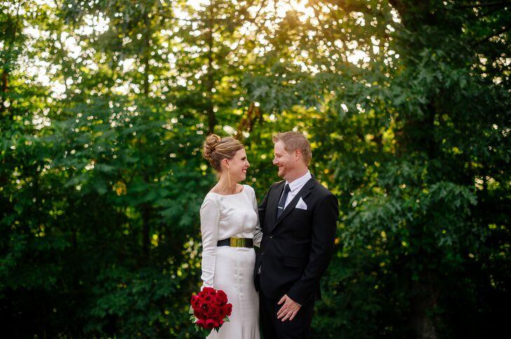 Modern Custom Made Wedding Dress,Bohemian Beach Flowy Wedding Dress