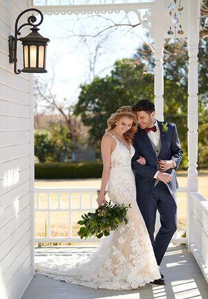 Martina Liana 1030 Ball Gown Wedding Dress