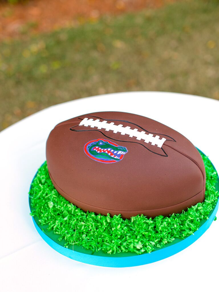 Florida Gators groom's cake idea