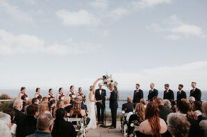 Oceanfront Terrace Ceremony