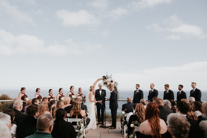 Oceanfront Terrace Ceremony
