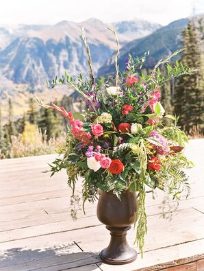 Vibrant Fall Floral Arrangements