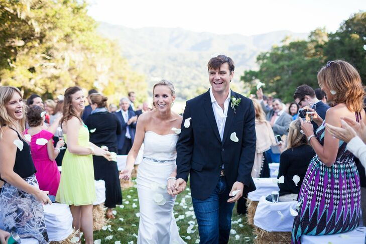 The Bride Lacey Hermann, 29, an entrepreneur  The Groom Charlie Petersen, 30, a polo player and real estate manager The Date June 16  Everything about