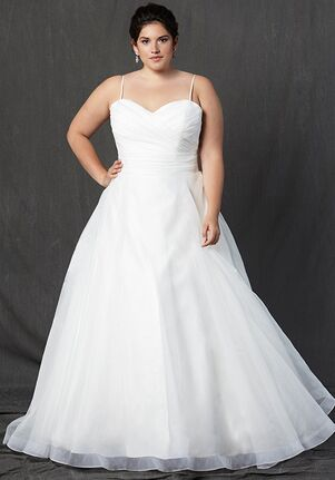 Michelle Roth for Kleinfeld OpalXS Wedding Dress