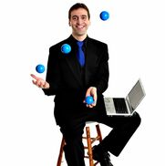 "Washington, DC Keynote Speaker | ""Have a Ball!"" Virtual Team Building & Keynotes"