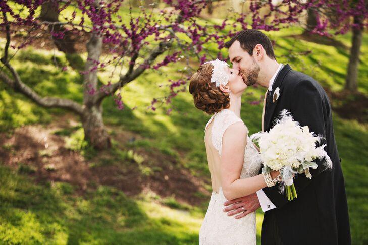 Kristen and Marc's Asheville Wedding