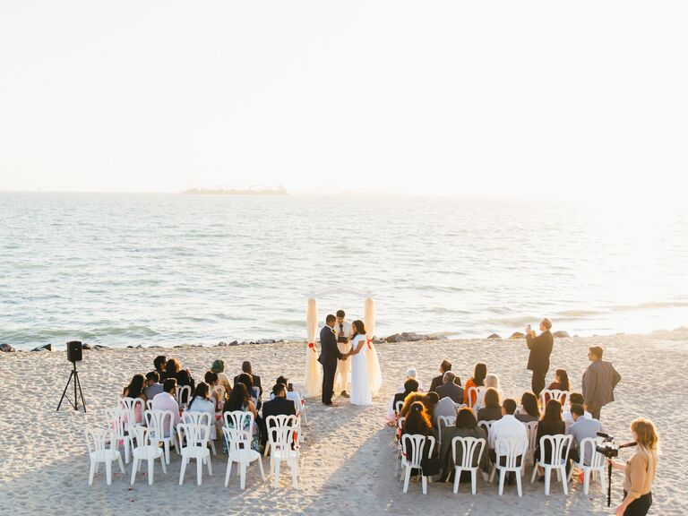 Outdoor Wedding Venue Long Beach
