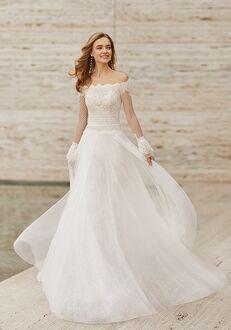 Rosa Clará Couture EILEN A-Line Wedding Dress