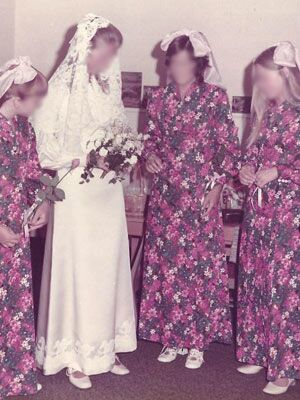73a03a95186bf We re not sure what s more embarrassing  the dresses that could ve been  Grandma s drapes