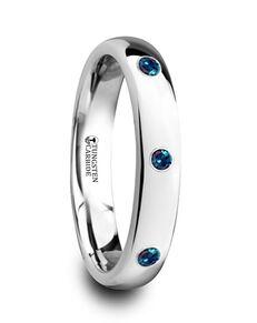 Mens Tungsten Wedding Bands 4292-TCAS Tungsten Wedding Ring