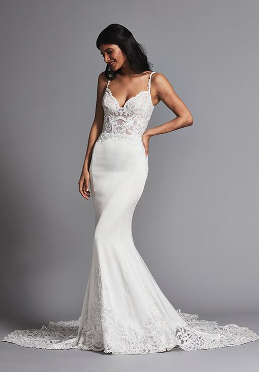 a6f5d404 Pnina Tornai for Kleinfeld 4664 Wedding Dress | The Knot