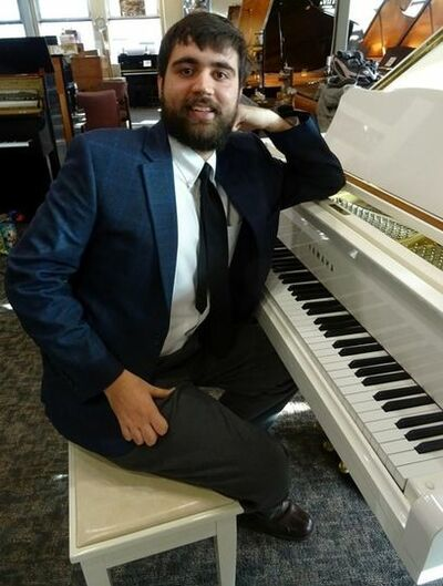 Will Bennett Piano Man