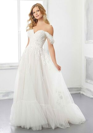 Morilee by Madeline Gardner Beverly Ball Gown Wedding Dress