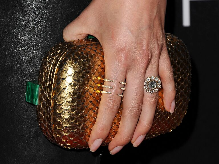 Nikki Reed Shows Off Her Engagement Ring On The Red Carpet