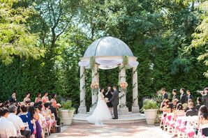 Outdoor Ceremony at Florentine Gardens
