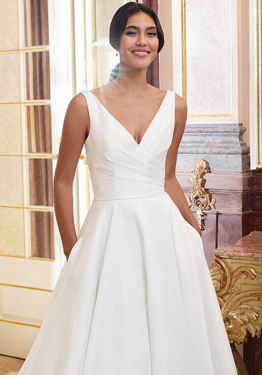 Sincerity Bridal 44080 Ball Gown Wedding Dress