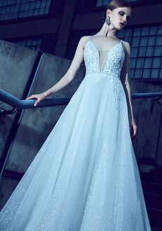 Calla Blanche 18124 Tavia Ball Gown Wedding Dress