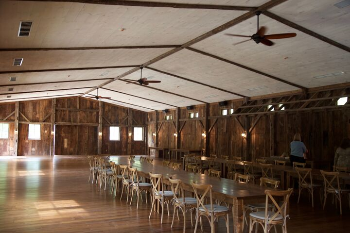 The Drovers Inn >> The Preston Barn at Old Drovers Inn - Dover Plains, NY