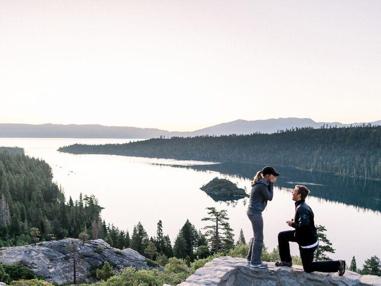Proposal on hike