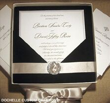 Sincerely Yours Invitations