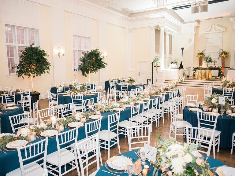 Wedding venue in Versailles, Kentucky.