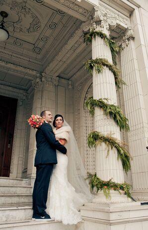 Shantelle and Alex, Historic Wedding Venue