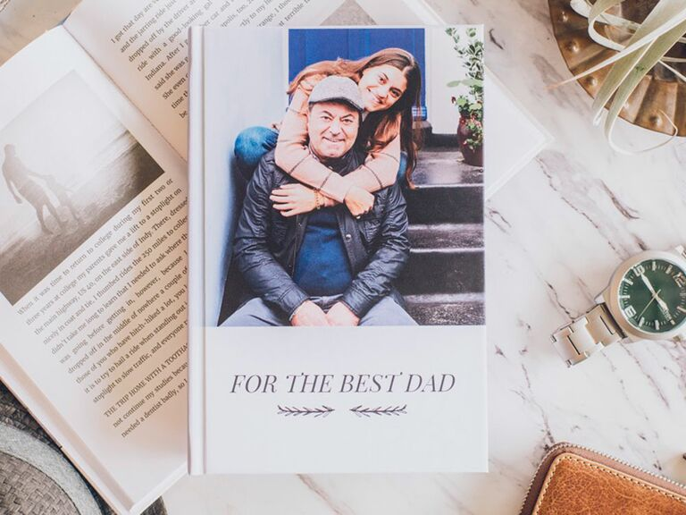 Personalized family story book
